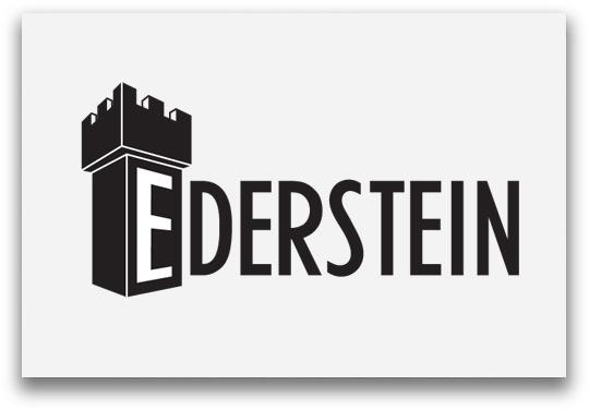 Ederstein Logoentwicklung Burg